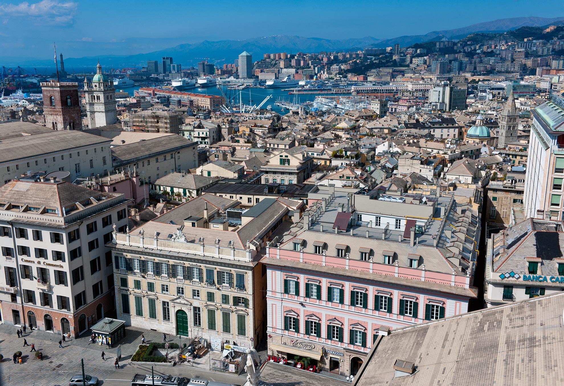 Palazzo Doria de Fornari.<br> Investire nella storia.