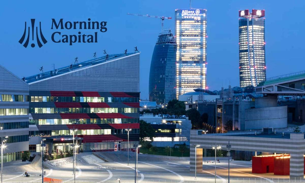 Morning Capital now part of Blue SGR